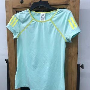 Aqua Color Sports shirt